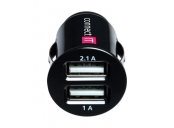 CONNECT IT auto adaptér 2xUSB 2.1A a 1A