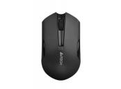 A4tech G3-200N, V-Track, bezdrátová optická myš, 2.4GHz, 10m dosah, černá