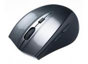 CONNECT IT Bezdrátová optická myš CARBON
