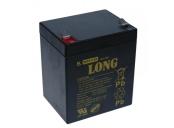 Baterie Long  WP5-12SHR (12V/5Ah - Faston 250, HighRate)