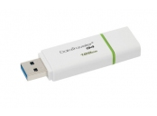 KINGSTON 128GB USB 3.0 DataTraveler I G4 zelený