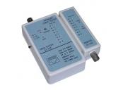 Eth kabel tester GEMBIRD NCT-1 pro RJ45,RG58