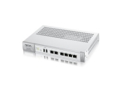 Zyxel NXC2500, Business Wireless LAN Controller, manage up to 64 APs (NWA5xxx/3xxx) with license upgrade (default 8APs), 6x Gigabi