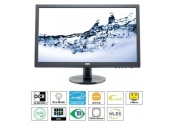 AOC LCD e2460Sh 24wide/1920x1080/1ms/20mil:1/HDMI/LED/repro