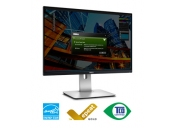 Dell UltraSharp U2415 24 wide/8ms/1000:1/1920x1200/2xHDMI/DP/mini DP/USB 3.0/IPS panel/tenký rámeček/cerny