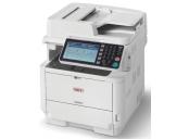 OKI MB562dnw A4, 45 ppm 1200x1200 dpi, RADF, PCL6,PS3, USB2.0, LAN, WIFI (Print/Scan/Copy)