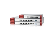 Zyxel USG1100 UTM BUNDLE, Security UTM solution: Firewall, VPN: 1000x IPSec/ 500x SSL (250 default ), 8x 1Gbps (LAN/DMZ/