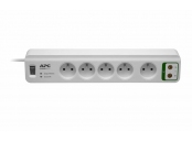 APC Essential SurgeArrest 5 outlets with TV coax protection 230V France