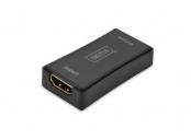 Digitus 4K HDMI Opakovač až 30 m HDMI High Speed kompatibilní kompatibilní a HDCP kompatibilní