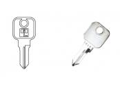 Le-klíč surový (polotovar) k řadě 18000