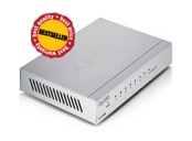 Zyxel GS-108B, 8-port 10/100/1000Mbps Gigabit Ethernet switch, desktop