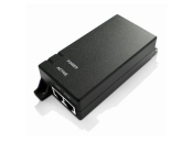 MaxLink PI30 PoE injektor - 802.3af/at, 55V, 0.55A, 30W, 1Gbit, napájecí kabel