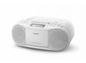 SONY CFD-S70 Přehrávač CD,audiokazety Boombox - White
