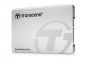 TRANSCEND SSD220S 240GB SSD disk 2.5' SATA III 6Gb/s, TLC, Aluminium casing, stříbrný