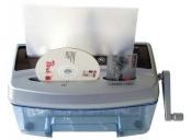 PEACH manuální skartovač Cross Cut Hand Shredder PS300-21 (200XCD), P-4, 3,6 l