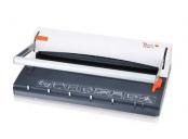 PEACH manuální vazač Personal Wire Binder PB300-15, drátová vazba, max. 60 listů A4/8mm kovový hřbet, děrování 6 listů
