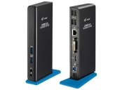 i-Tec USB3.0 Docking Station Dual HDMI/DVI + USB Charging port