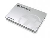 TRANSCEND SSD220S 120GB SSD disk 2.5' SATA III 6Gb/s, TLC, Aluminium casing, stříbrný