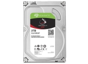 Seagate IronWolf, NAS HDD, 3TB, 3.5, SATAIII, 64MB cache, 5.900RPM