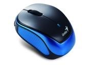 GENIUS Micro Traveler 9000R V3/ 1200 dpi/ bezdrátová/ dobíjecí/ černomodrá