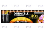 Duracell MN1500B24 Duracell Plus AA 24 Pack