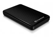 """TRANSCEND 2TB StoreJet 25A3, 2.5"""", USB 3.0 (3.1 Gen 1) Stylový externí odolný hard disk, černý se vzorem"""