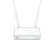 D-Link DAP-2020/E Wireless N300 Access Point, klient, bridge, repeater, odpojitelné 5dBi antény