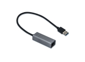 i-Tec USB3.0 METAL Gigabit Ethernet 10/100/1000 adaptér, LED, RJ45