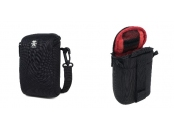 Crumpler The Drewbob Camera Pouch 200 - black/black
