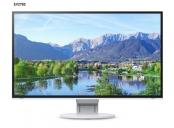 EIZO 27 EV2785-WT, IPS-LED, 3840 x 2160 (4K UHD), 350 cd/m2,1300:1, 5 ms, ultra tenký rámeček, bílý