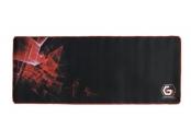 Podložka pod myš látková černá, MP-GAMEPRO-XL, herní, 350x900