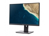 Acer LCD B247WBMIPRZX 24 IPS LED 1920x1200/4ms/100M:1/300 nits/HDMI/DP/USB/Height adj./Pivot/ZeroFrame/EcoDisplay/Black+3Yon-site