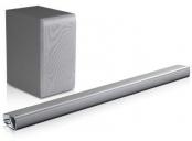 LG SJ6 Soundbar s bezdrátovým subwooferem