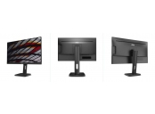 AOC LCD 24P1 23,8 IPS/1920x1080/5ms/50mil:1/VGA/DVI/HDMI/DP/4xUSB/pivot/repro/bezrámečkový design
