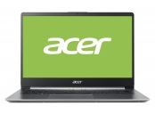 Acer Swift 1 (SF114-32-P9GY) Pentium N5000/4GB+N/A/eMMC 64GB+N/A/HD Graphics/14 FHD IPS LED matný/BT/W 10 Home in S mode/Silver