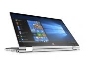 "HP x360 Pavilion 15-cr0001nc / 15,6"" FHD TOUCH / Intel i5-8250U / 8GB / 128GB SSD+1TB / Radeon 530 / Win 10 Home / Natural-silver"