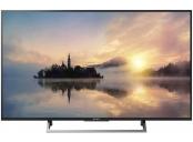 SONY BRAVIA KD43XE7096 4K HDR TV Motionflow XR 400 Hz