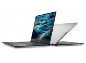 """DELL XPS 15 9570 / i7-8750H / 32GB / 1TB SSD / 4GB NVIDIA GTX 1050Ti / 15.6"""" 4K Touch / FPR / Win 10 PRO / Silver"""