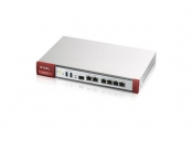 Zyxel ATP200 10/100/1000, 2*WAN, 4*LAN/DMZ ports, 1*SFP, 2*USB with 1 Yr Gold Security Pack