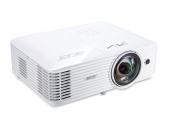 Acer S1386WH DLP ShortThrow, WXGA 1280x800, 3600 ANSI, 20000:1, VGA, HDMI(MHL), repro, 3,1Kg