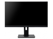 Acer LCD  B277Ubmiipprzx 27IPS LED/2560x1440/4ms/100M:1/VGA, 2xHDMI, DP, Audio In/Out, USB 3.0Hub /repro 2x2W /Hght adj