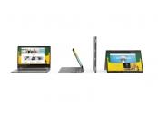 Lenovo YOGA 530-14IKB  i7-8550U 4,00GHz/16GB/SSD 512GB/14 FHD/IPS/touch/ActivePen/FPR/WIN10 PRO stříbrná