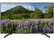 SONY BRAVIA KD-49XF7096 4K HDR TV Motionflow XR 400 Hz SELEKCE