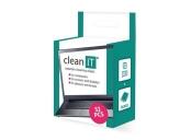 CLEAN IT čisticí ubrousky mokré kusové LCD,LED,Plazma 52ks