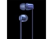 SONY WIC310L.CE7 Bezdrátová sluchátka do uší - Blue