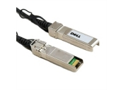 Dell Networking Cable SFP+ to SFP+ 10GbE Copper Twinax Direct Attach Cable 1 MeterCusKit