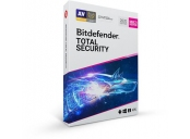 Bitdefender Total Security 2020 5 zařízení  na 1 rok