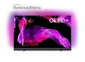Philips 55OLED903/12 OLED+ 4K 55 (139cm) , Android, Bowers & Wilkins, Ambilight, LAN, Wi-Fi, Černá