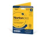 NORTON 360 DELUXE 50GB +VPN 1 uživatel pro 5 zařízení na 1rok