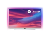 Philips 50PUS7304/12 LED 4K UHD 50 (126cm) Android, 16GB, Ambilight, Engine P5 Perfect Picture,  LAN, Wi-Fi, Stříbrná